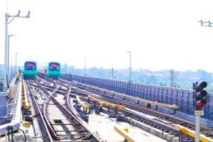 Đến năm 2050, Hà Nội có 10 tuyến đường sắt đô thị, tổng chiều dài 417,8 km