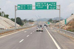 Thủ tướng đồng ý đầu tư hơn 2.500 tỷ xây dựng đường nối cao tốc Nội Bài – Lào Cai với Sapa theo hình thức BOT