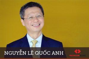 'Bước chuyển' của Techcombank và dấu ấn Nguyễn Lê Quốc Anh