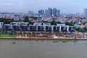 Kiểm tra, xử lý xây dựng trái phép lấn chiếm bờ sông tại TP. HCM