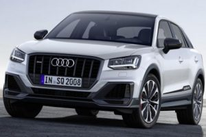 Lộ diện Audi SQ2 mạnh 296 mã lực, tăng tốc nhanh hơn Porsche 718 Cayman