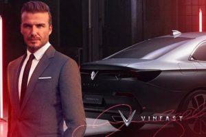 """David Beckham sẽ là người """"xông"""" xe Vinfast tại Paris Motor Show 2018?"""