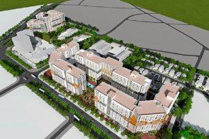 Hà Nội xây 1.600 căn hộ nhà ở xã hội cho công nhân