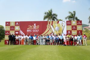 Khai mạc Ngày hội BRG Golf Hanoi Festival 2018