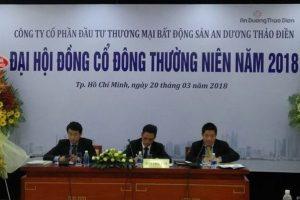 Thai Invest trở thành cổ đông lớn của An Dương Thảo Điền