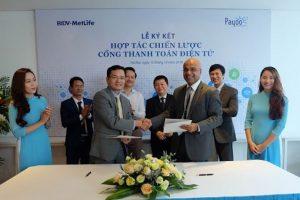 BIDV MetLife 'bắt tay' Payoo mở thêm hơn 7.000 điểm thanh toán