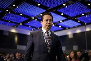Chủ tịch Interpol 'bị bắt ngay khi xuống sân bay Trung Quốc'