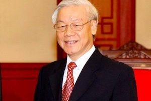 Chính thức giới thiệu Tổng Bí thư Nguyễn Phú Trọng làm Chủ tịch nước