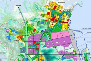Mở rộng quy hoạch Khu kinh tế Nghi Sơn lên 106.000 ha