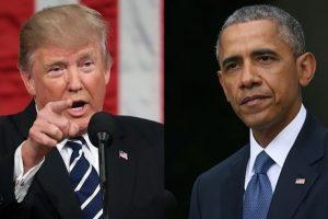 Ông Trump 'đả kích' ông Obama về vấn đề Biển Đông