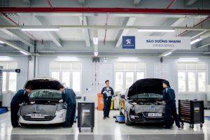 Peugeot Việt Nam bảo hành 5 năm cho các dòng xe 5008 và 3008 All New