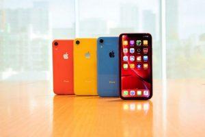 Apple cắtgiảm tổng sản lượng sản xuất iPhone tới 25%