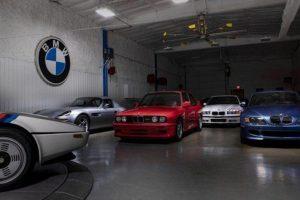 Khám phá bộ sưu tập xe BMW từ dòng M đến Z trị giá 75 tỷ đồng