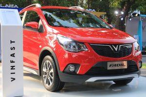 Cận cảnh chi tiết xe giá rẻ VinFast Fadil – đối thủ Hyundai Grand i10