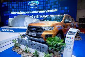 Ford Ranger bán được bao nhiêu xe trong tháng 10/2018?
