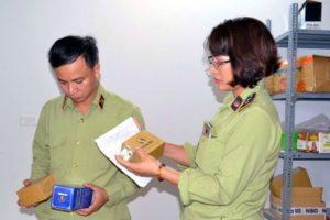 Tháng 10/2018, Hà Nội xử lý gần 2.700 vụ buôn lậu, gian lận thương mại