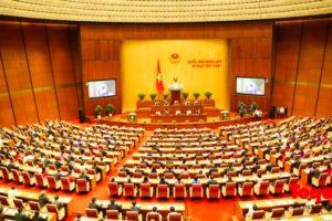Quốc hội thông qua Luật Phòng, chống tham nhũng (sửa đổi)