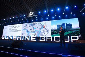 """Sunshine Group """"Nam tiến"""" với dự án thông minh Sunshine City tại TP. HCM"""