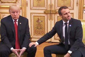 Tổng thống Pháp gọi ông Trump là 'bạn tốt', nhất trí tăng ngân sách quốc phòng châu Âu