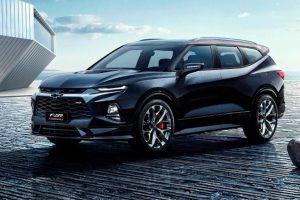 Chevrolet FNR Carry All Concept trình làng, 'đe doạ' Toyota Land Cruiser
