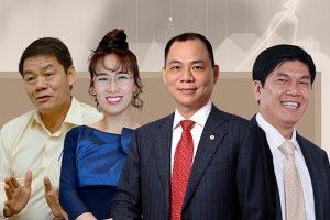Tin chứng khoán 19/11: TTCK đi xuống, tài sản của các tỷ phú Việt 'bốc hơi' cả tỷ USD