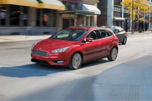 Triệu hồi gần 1,3 triệu xe Ford Focus do lỗi chết máy đột ngột
