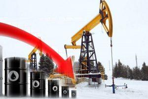Giá dầu rớt xuống mức thấp nhất 8 tháng