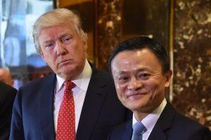 Jack Ma gọi các chính sách của ông Trump là 'luật rừng'