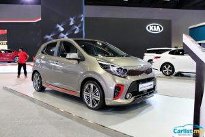 Kia Morning bổ sung thêm phiên bản giá rẻ KX mới