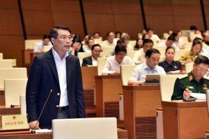 Thống đốc Lê Minh Hưng: 'Áp trần lãi suất là có cơ sở thực tiễn'