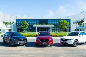 Mazda CX-5 màu sơn mới chốt giá từ 1,007 tỷ đồng