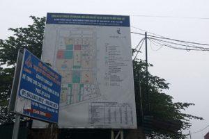 Hà Nội thu hồi đất tại dự án khu đô thị ôm đất bỏ hoang