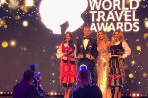 """""""Oscar du lịch thế giới"""" 2018 xướng danh JW Marriott Phu Quoc Emerald Bay tại nhiều hạng mục"""