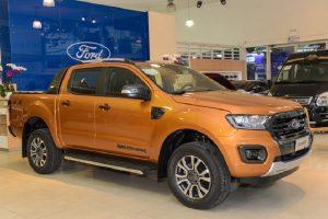 Ford triệu hồi hơn 17.000 xe Ranger và Fiesta tại Việt Nam do lỗi khóa cửa