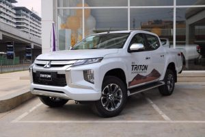 Cận cảnh chi tiết bán tải Mitsubishi Triton 2019 sắp bán ra tại Việt Nam