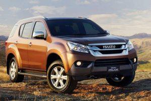 Sức ép từ Nissan Terra, Chevrolet Trailblazer và Isuzu MU-X đồng loạt giảm giá bán