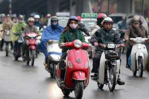 Miền Bắc chìm trong giá lạnh, Hà Nội nhiệt độ thấp nhất 8 độ C