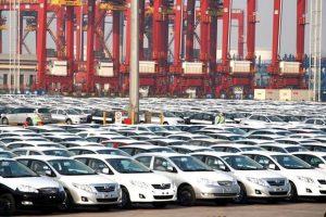 Gần 4.000 ô tô nhập khẩu về Việt Nam trong tuần qua