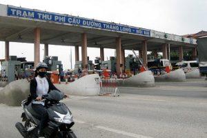 Bộ GTVT: Đảm bảo an ninh tại trạm BOT Bắc Thăng Long – Nội Bài