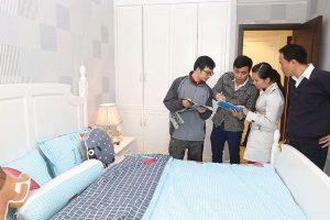 Giảm vốn vào bất động sản, người mua nhà lo lãi suất tăng