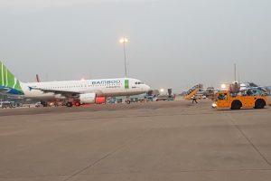 Bamboo Airways bay thương mại chuyến đầu tiên Sài Gòn – Hà Nội