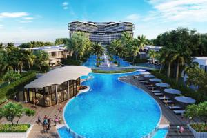 """""""Xông đất"""" khu nghỉ dưỡng 5 sao Best Western Premier Sonasea Phu Quoc"""