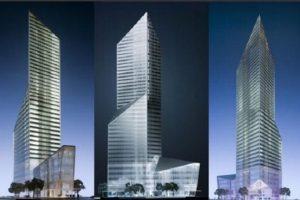 Dự án 'đất kim cương' SJC Tower không được phép bán căn hộ