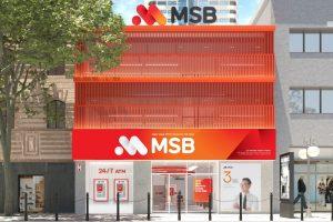 Maritime Bank ra mắt nhận diện thương hiệu mới năm 2019