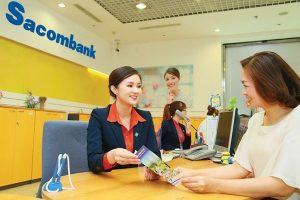 Nợ xấu của Sacombank giảm gần một nửa trong năm 2018