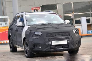 Cạnh tranh với Hyundai Creta, Kia chuẩn bị ra mắt mẫu SUV mới