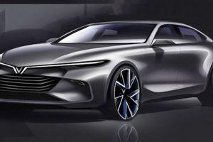 VinFast lại sắp ra mắt 7 mẫu xe cao cấp Pre