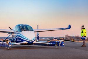Boeing thử nghiệm xe bay chạy điện tự hành đầu tiên