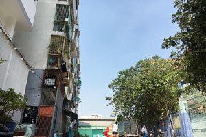 Chung cư trung tâm Sài Gòn nghiêng, hàng trăm hộ khẩn cấp di dời
