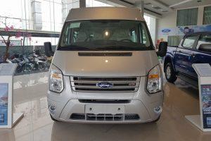 Bảng giá xe Ford tháng 1/2019: Ford Transit giảm giá, Fiesta ngừng sản xuất